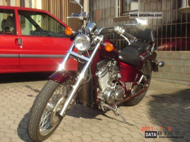 1990 Honda  Shadow Motorcycle Chopper/Cruiser photo