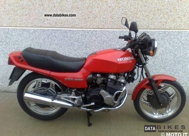 1982 Honda  CBX 650 CBX 400 F / F2 - COMPRO ** ** Motorcycle Other photo
