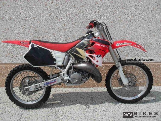 Honda 125 Atv Honda cr 125 r cr 125 r