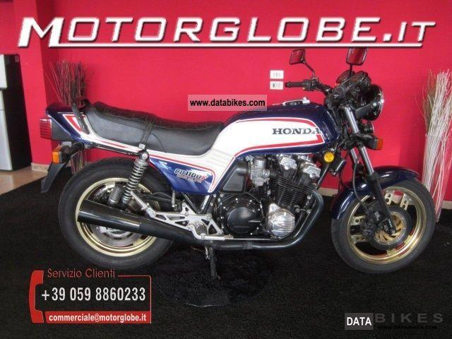 1985 Honda  CB 1100 R CB1100F Motorcycle Sports/Super Sports Bike photo