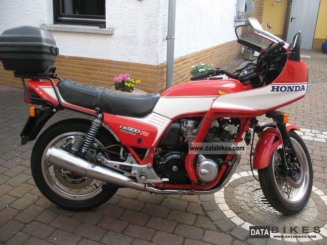 1982 Honda  Bol Dor F2 Motorcycle Motorcycle photo