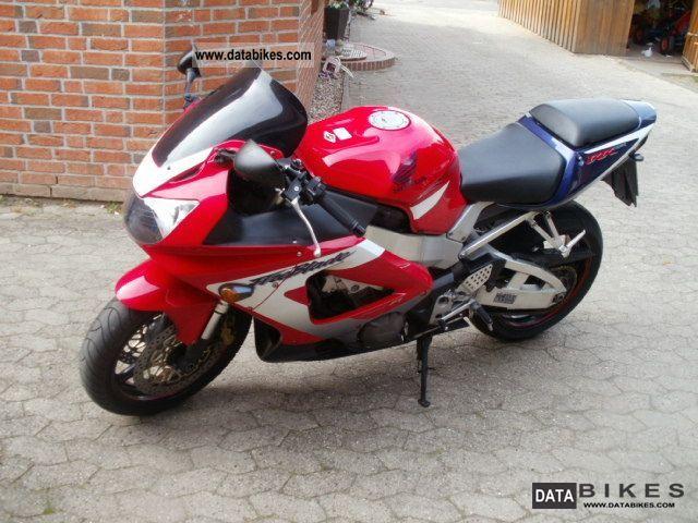 2003 Honda  Fireblade RR900 Motorcycle Sports/Super Sports Bike photo