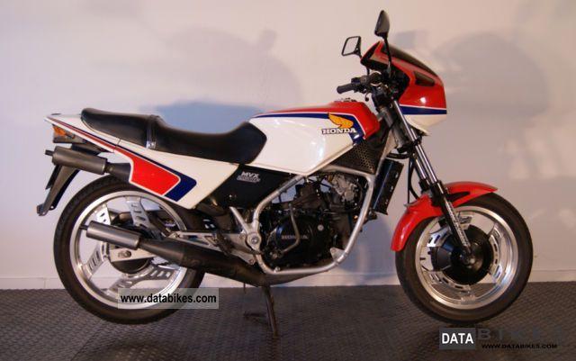 1986 Honda Mvx 250
