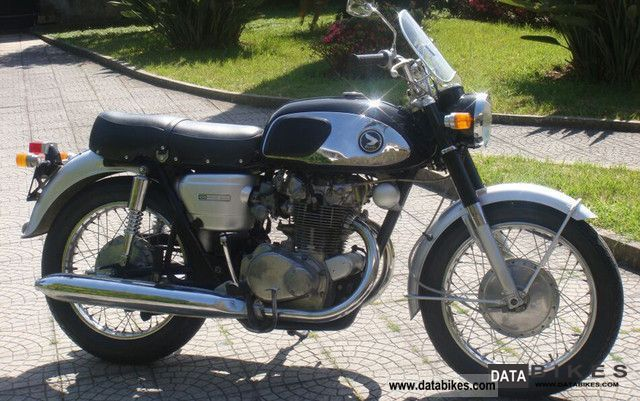 Honda  CB 450 K0 1967 Vintage, Classic and Old Bikes photo