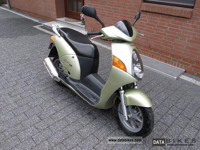 2002 Honda  @ 125 Motorcycle Lightweight Motorcycle/Motorbike photo