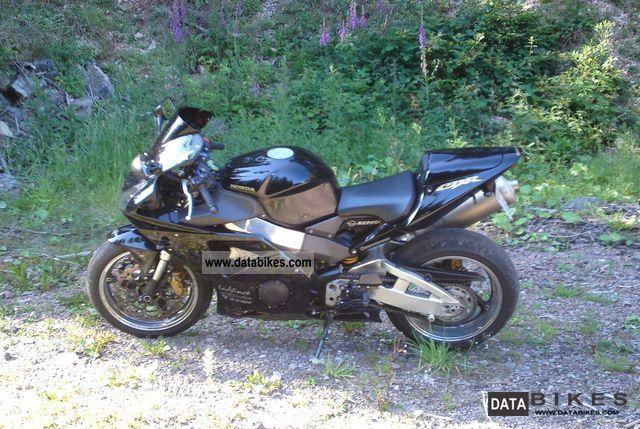2002 Honda  CBR 954 rr Fireblade, SC 50 Motorcycle Motorcycle photo