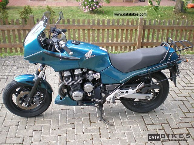 1988 Honda  CBX 750 Motorcycle Motorcycle photo