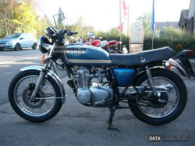 Honda  CB 550 Four 1977 - classic car - much invested! 1977 Vintage, Classic and Old Bikes photo
