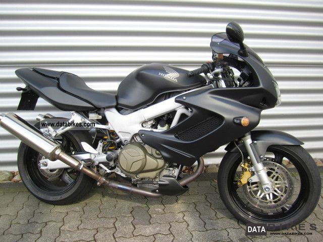 2005 Honda  VTR 1000 F Motorcycle Sport Touring Motorcycles photo
