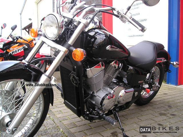 Honda  VT750C SPIRIT ABS 2012 Chopper/Cruiser photo