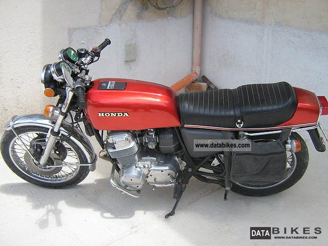 Honda  honda 750 four 1977 Vintage, Classic and Old Bikes photo