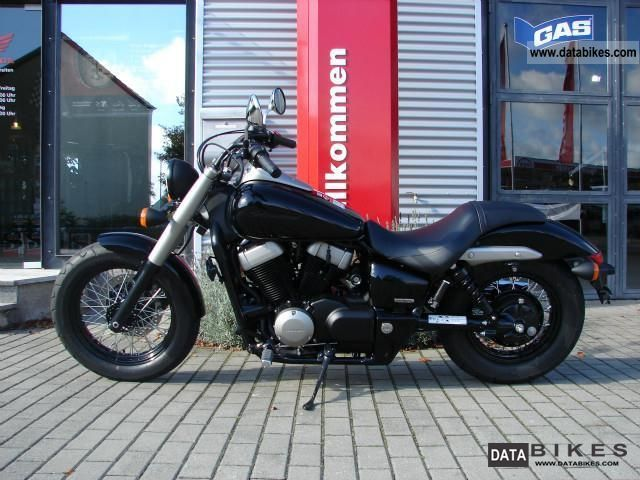 2011 Honda  VT 750 Black Spirit Motorcycle Chopper/Cruiser photo