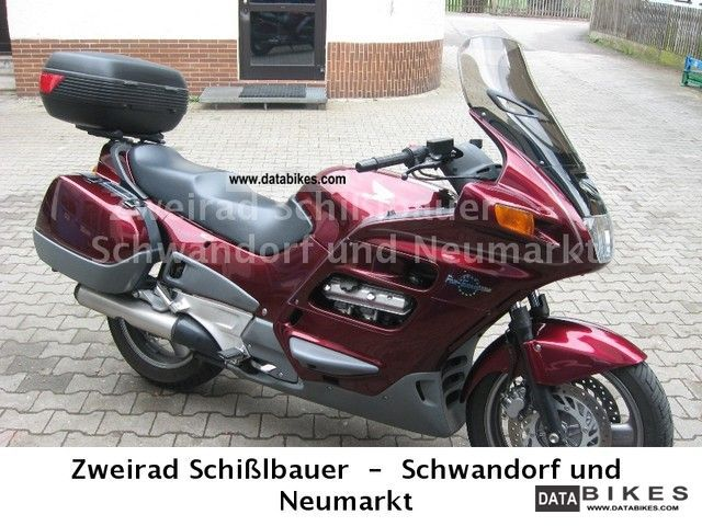 1997 Honda  ST 1100 Motorcycle Tourer photo