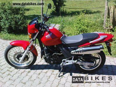 2000 Honda  650 Motorcycle Enduro/Touring Enduro photo