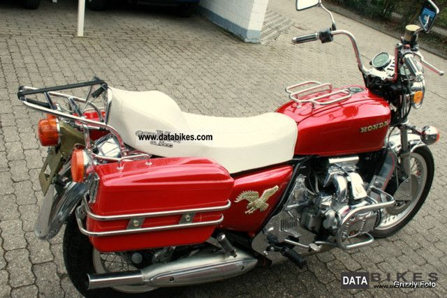 Honda  Goldwing GL 1000 1978 Vintage, Classic and Old Bikes photo