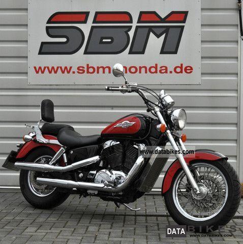 1996 Honda  Shedow VT1100 SC32 Motorcycle Chopper/Cruiser photo