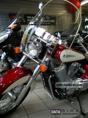 2008 Honda  VT 750 C Shadow mint condition Motorcycle Motorcycle photo
