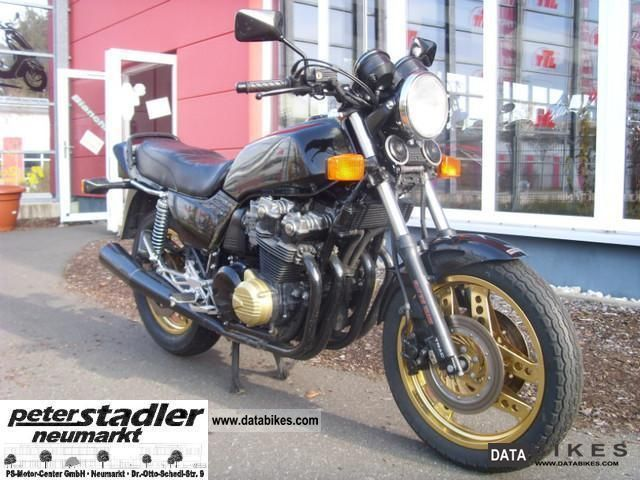 1984 Honda  CB 1100 - NM Motorcycle Tourer photo