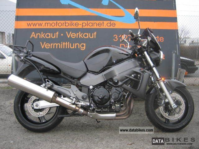 2002 Honda  X 11 Motorcycle Motorcycle photo