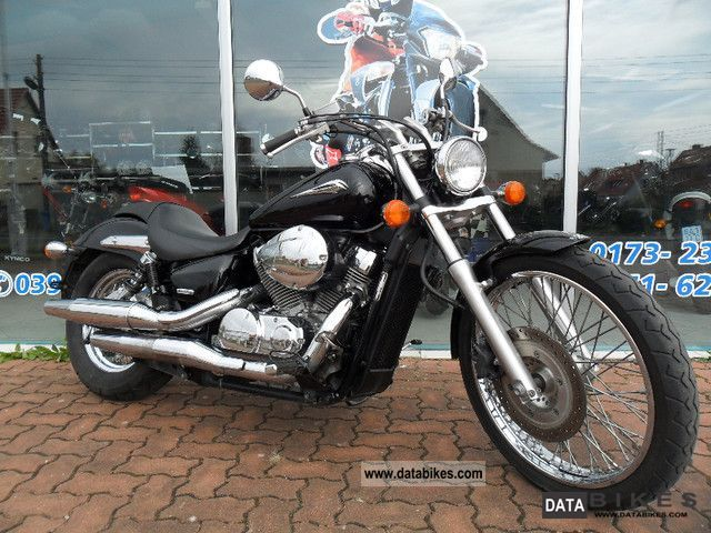 2008 Honda  VT 750 Shadow Motorcycle Chopper/Cruiser photo