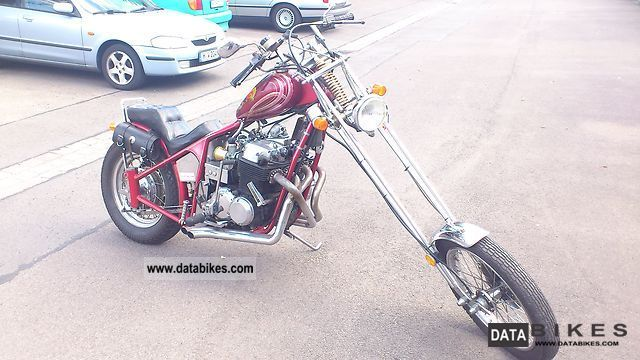 Honda  CB750 1972 Chopper/Cruiser photo
