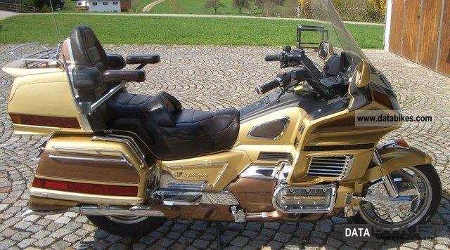1991 Honda  Gold Wing Motorcycle Motorcycle photo