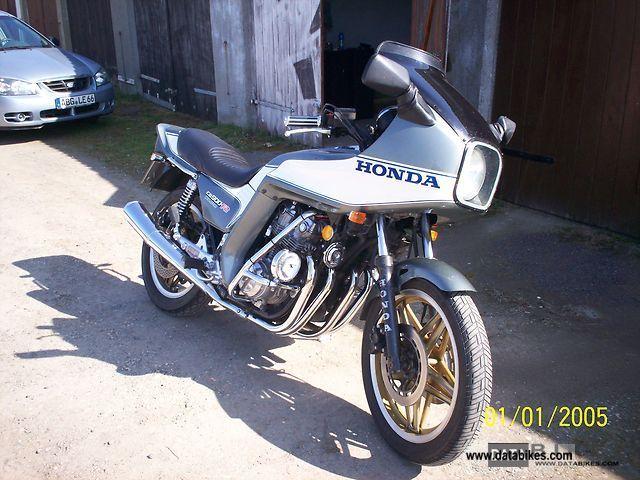 1981 Honda  Boldor F2 Motorcycle Motorcycle photo