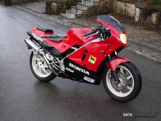 1987 Honda  VFR 400 NC24 Motorcycle Sports/Super Sports Bike photo