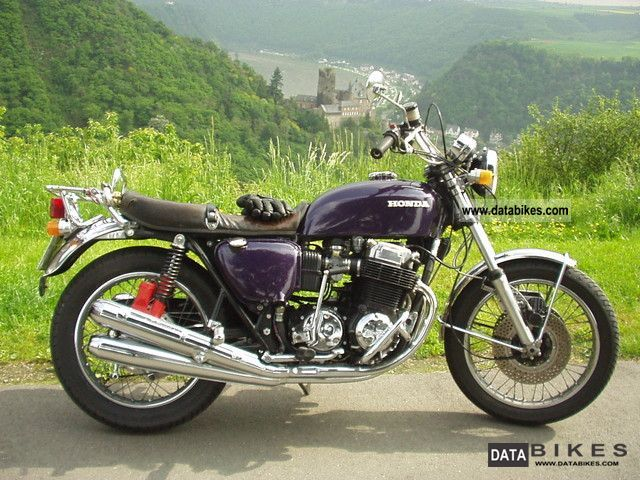 Honda  CB750 1973 Vintage, Classic and Old Bikes photo
