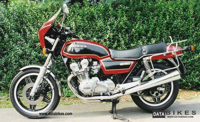 1982 Honda  CB 750K RC01 Motorcycle Motorcycle photo
