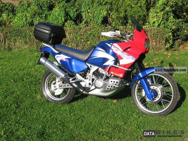 2000 Honda  Africa Twin Motorcycle Enduro/Touring Enduro photo