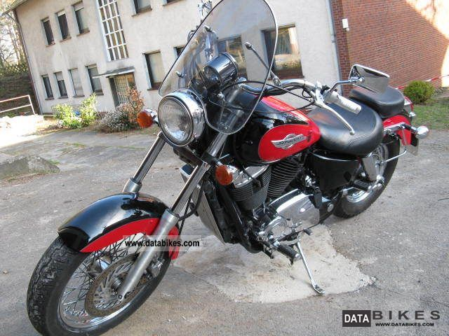 Honda  VT 1100 C2 1996 Chopper/Cruiser photo