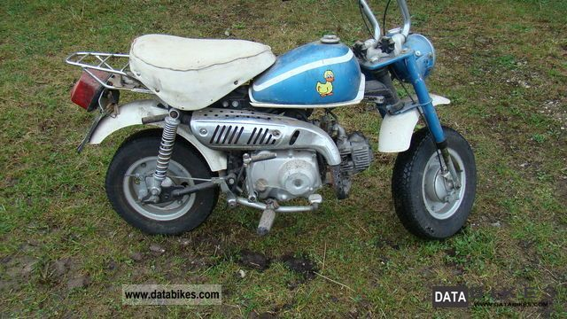 Honda  Z-50-J 1979 Vintage, Classic and Old Bikes photo