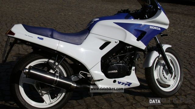 1991 Honda  VTR250 Motorcycle Motorcycle photo