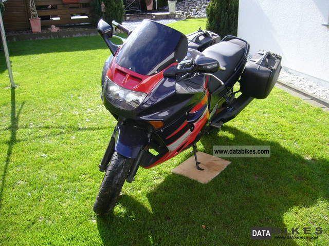 1994 Honda  1000f Dual SC 24 Motorcycle Tourer photo