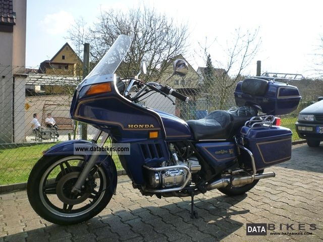 Honda  Goldwing 1985 Chopper/Cruiser photo