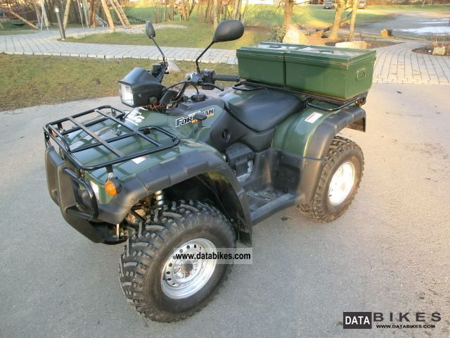 Honda  Foreman Rubicon TRX 500 FA 2004 Quad photo
