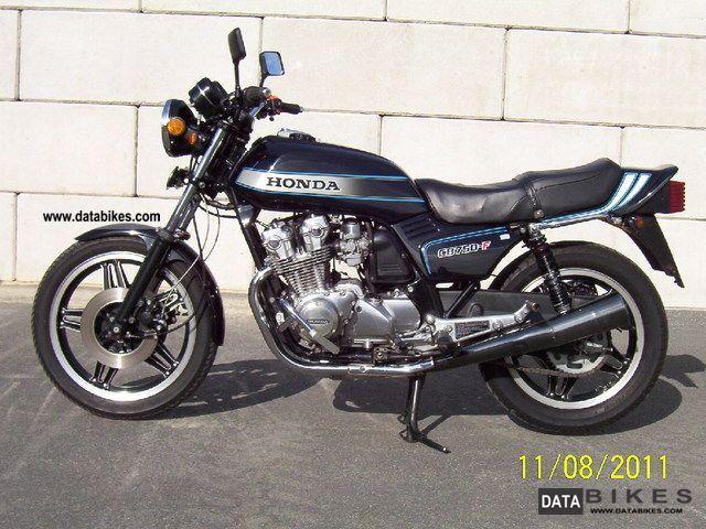 Honda  CB 750 F 1981 Motorcycle photo