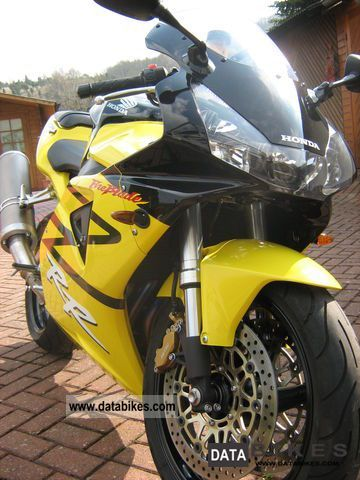 2004 Honda  900RR Fireblade SC 50 Motorcycle Sports/Super Sports Bike photo
