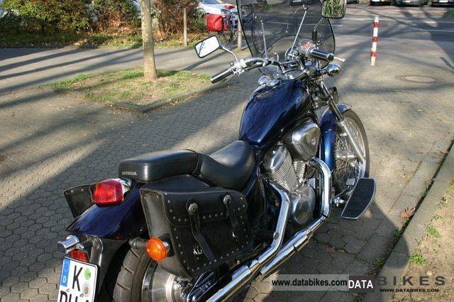 1991 Honda  Shadow Motorcycle Chopper/Cruiser photo