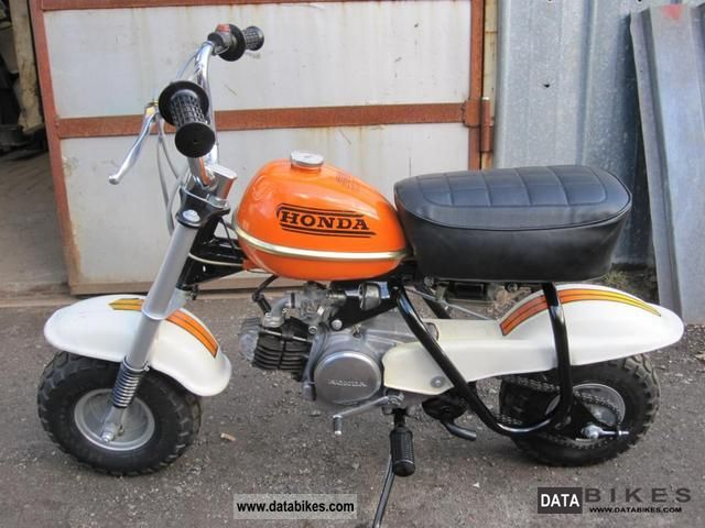 1975 Honda  Monkey QA 50 Motorcycle Other photo