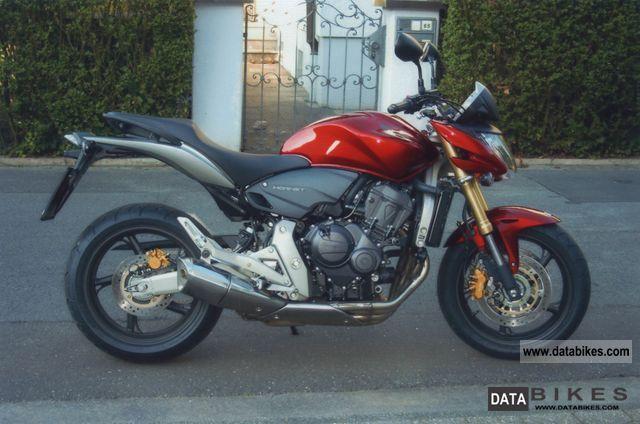2007 Honda  CB600FA Motorcycle Sport Touring Motorcycles photo