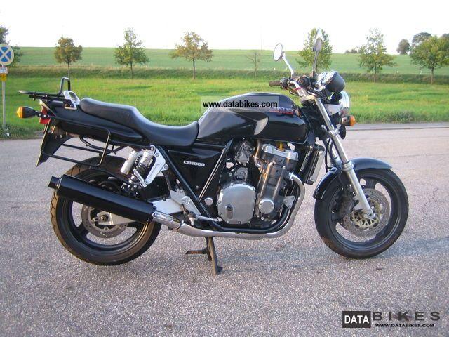 Honda  CB 1000 Super Four 1996 Naked Bike photo