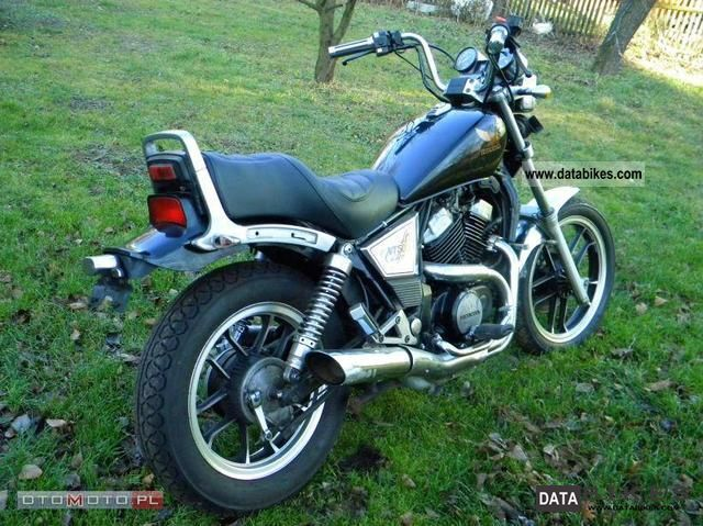 Honda shadow vt 500 bobber wroc awski informator for Dale sharp honda