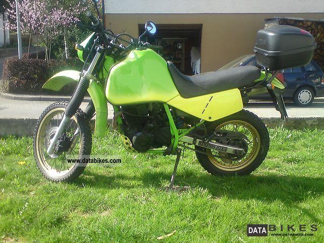 1987 Honda  PD04 XL 600 ml Motorcycle Enduro/Touring Enduro photo