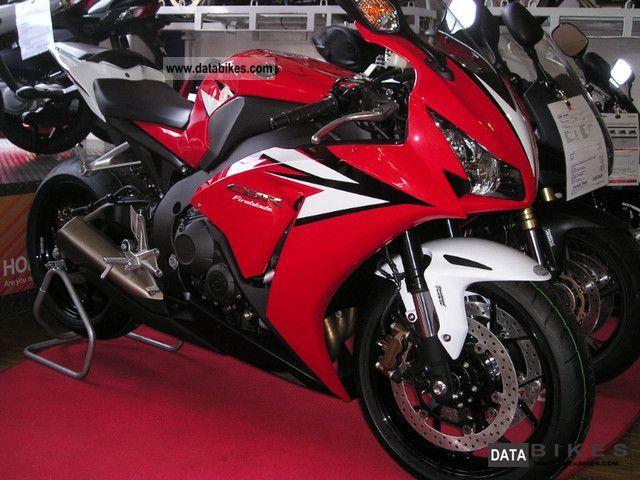 2012 Honda  CBR1000RAC ABS 2012 Motorcycle Sports/Super Sports Bike photo