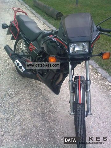1984 Honda  MBX 100 Motorcycle Motorcycle photo