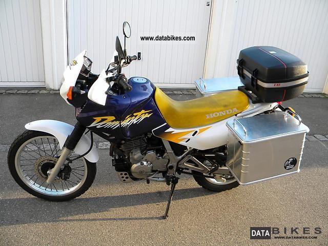 Мотоцикл Honda NX 650 Dominator 1998 Цена, Фото
