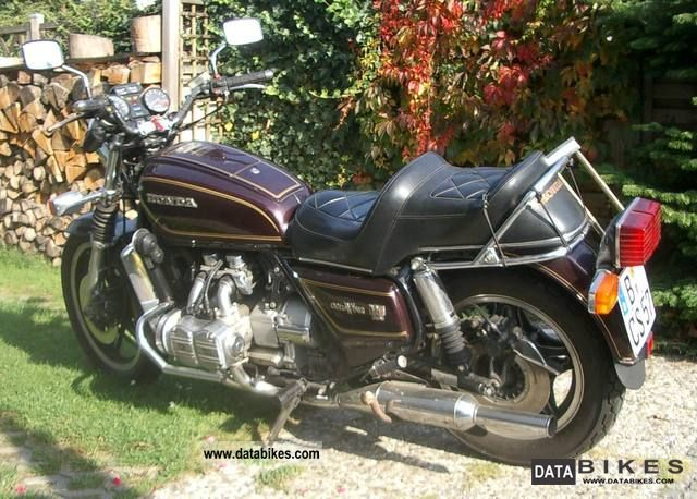 1980 Honda  GL 1100 SC02 Motorcycle Motorcycle photo