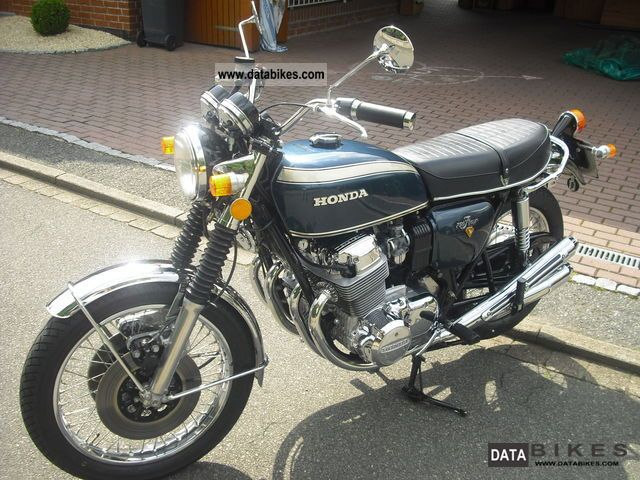 Honda  CB750 K2 1975 Vintage, Classic and Old Bikes photo